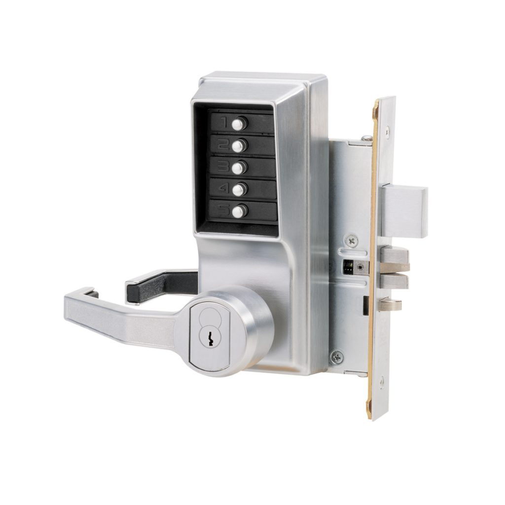 Mechanical and Pushbuttom Locks